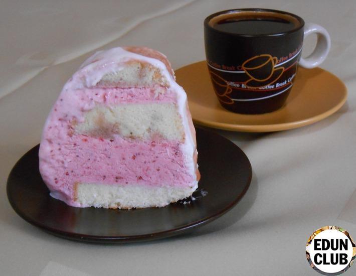 огромный опыт бисквит из мороженого рецепт с фото всего